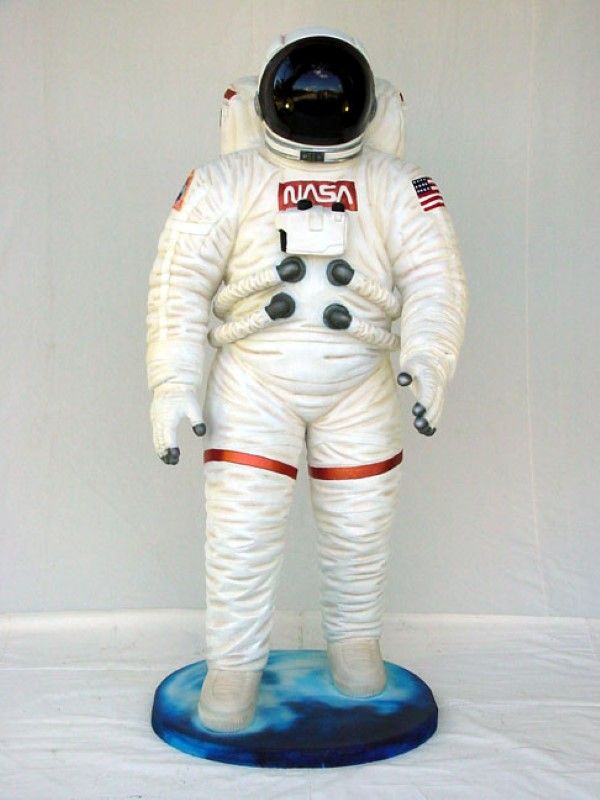 Astronaut Life Size