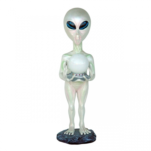 Alien Holding Lamp