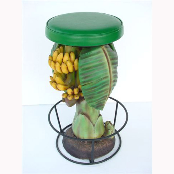 Banana Tree Bar Stool