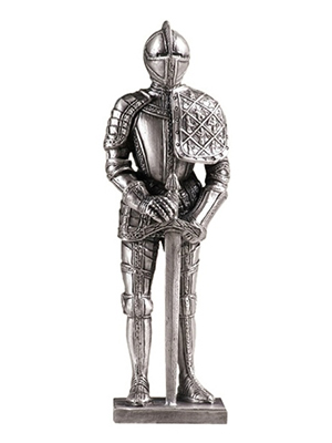 Medieval Knight in Armour