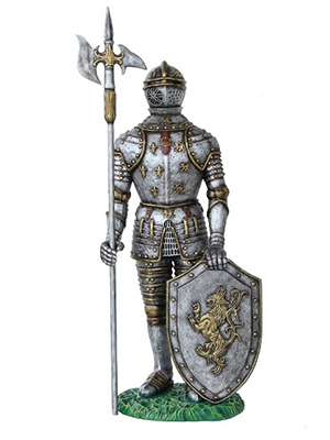 Medieval Knight in Armour 2