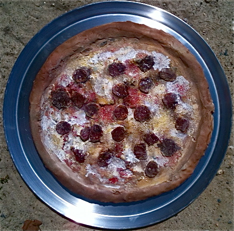 Pizza Pie 15 or 20 inch