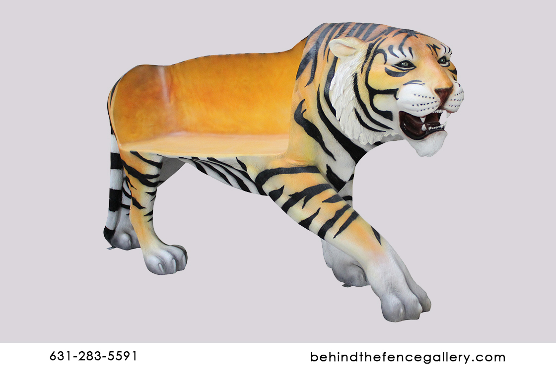 Tiger Bench - Click Image to Close