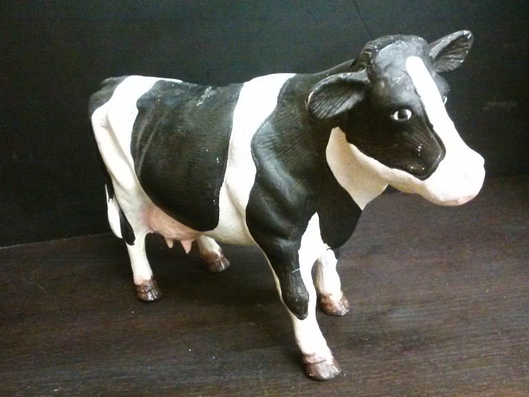 Cast Iron Cow