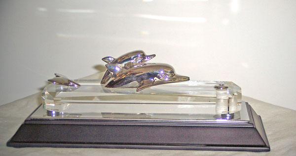 Fiberglass Sea Creatures