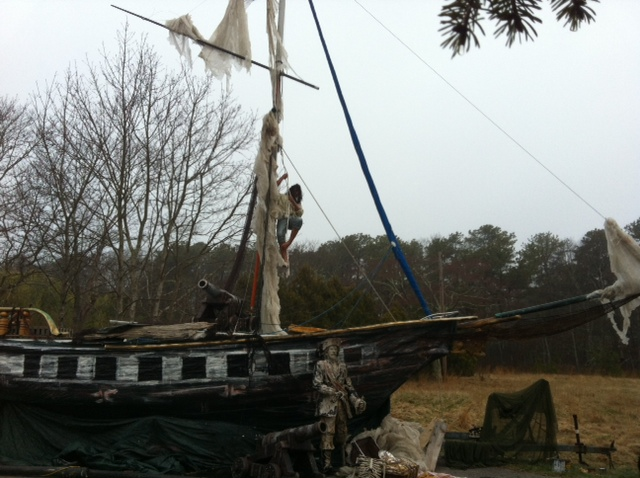 Pirate Ghost Ship - Sale or Rental